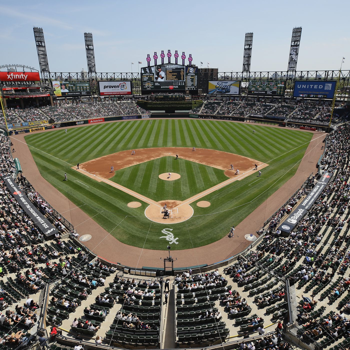 Admirable Guaranteed Rate Field The Ultimate Guide To The Home Of The Onthecornerstone Fun Painted Chair Ideas Images Onthecornerstoneorg