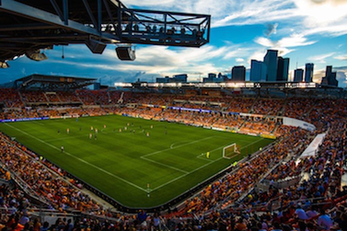 """""""BBVA Compass Stadium"""""""