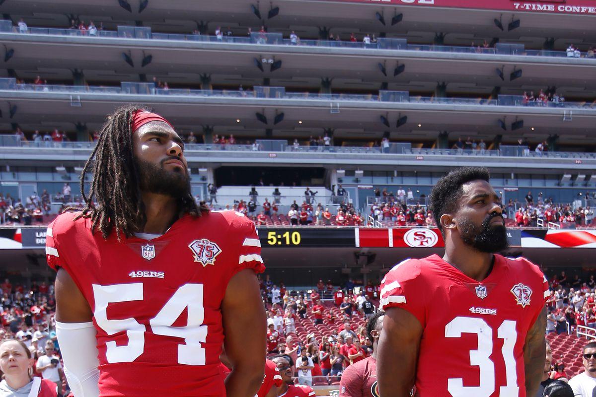Las Vegas Raiders v San Francisco 49ers