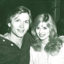 Martin MacNeill and his wife Michele on their honeymoon. The couple eloped in 1978 and Michele's relationship with her family became strained.