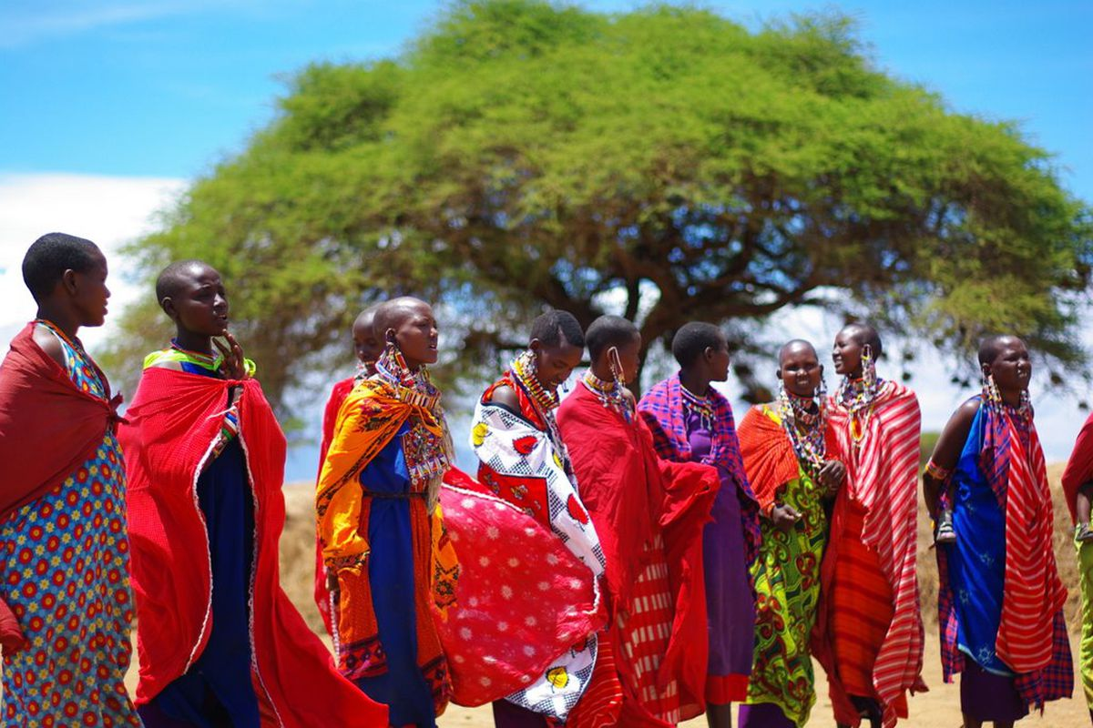 The Famous Maasai Tribe Battles For Legal Rights To Its
