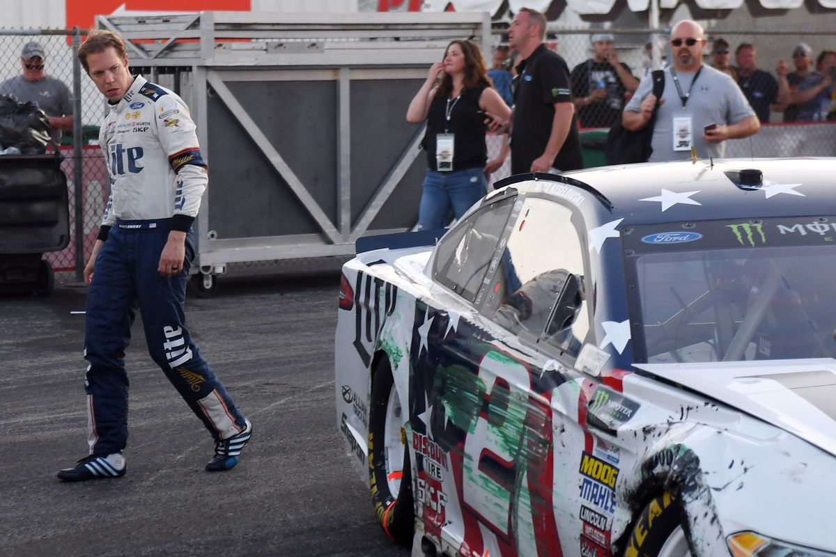 Brad Keselowski Criticizes NASCAR For Using 'Poorly Designed Race Car'