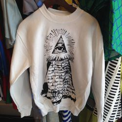 Obesity + Speed sweatshirt, $50