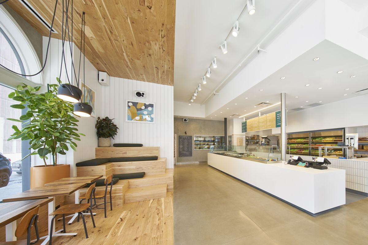 Here 39 S What Chicago 39 S First Sweetgreen Salads Now Open Looks Like Eater Chicago