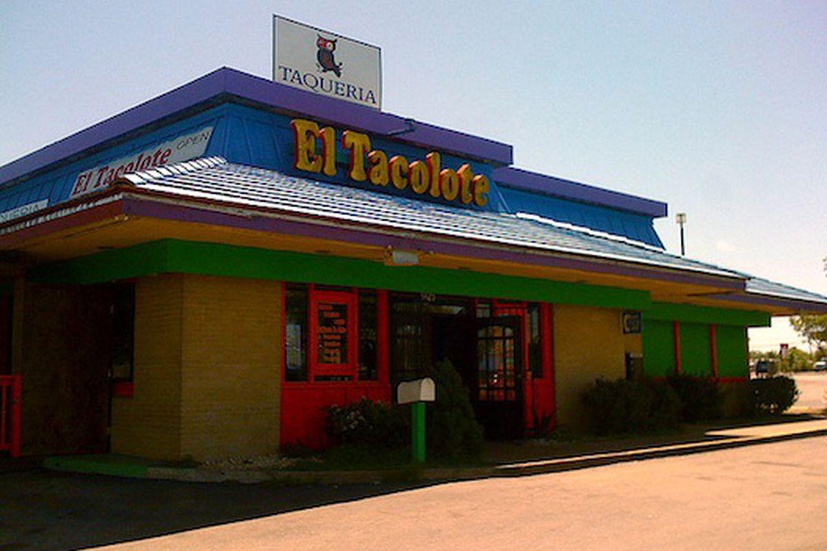 El Tacolote.