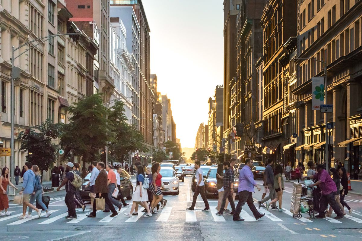 Nyc Track See Lowest Traffic Fatalities Since Curbed