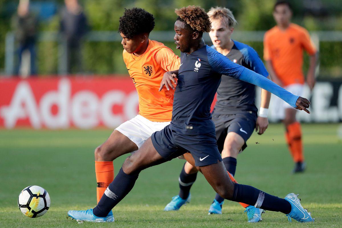 Holland v France -U17 Men