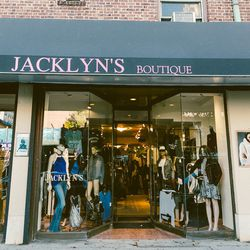 """<b>↑</b>A mix of independent and well-known brands is represented at <b><a href="""" https://www.facebook.com/pages/Jacklyns-Forest-Hills/373938529339031"""">Jacklyn's Boutique</a></b> (71-50 Austin Street), giving it a small, neighborhood department-store vibe"""