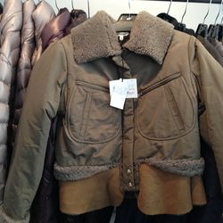 Hache bomber jacket, $325 (from $1,295)
