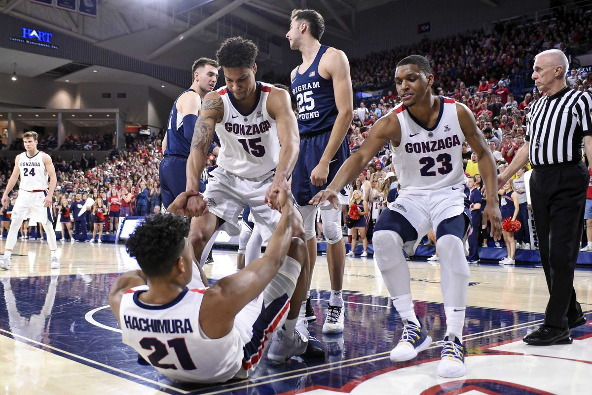 Image result for gonzaga basketball
