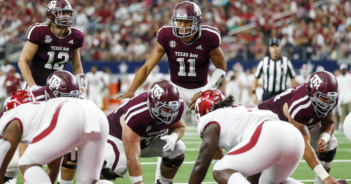 Texas A&M Releases 2019 Football Roster With A Few Notable