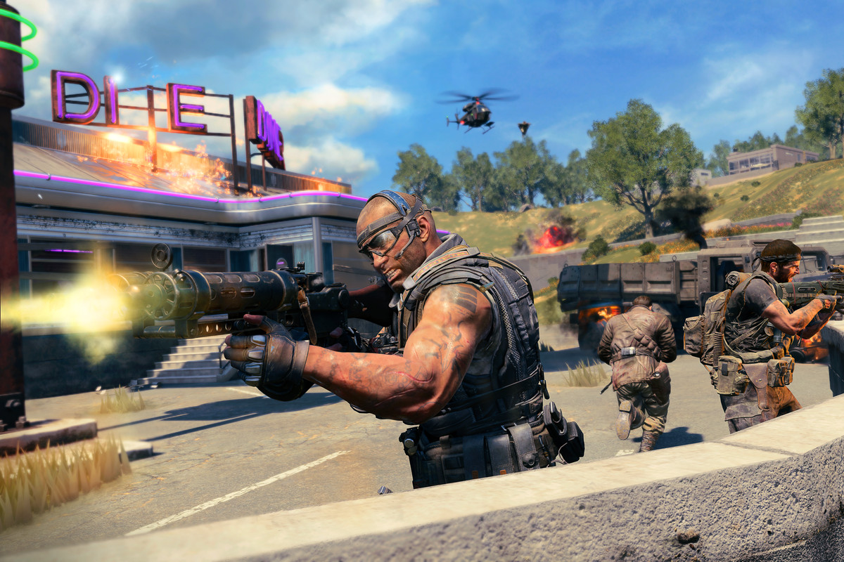 How Call of Duty: Black Ops 4's League Play system works