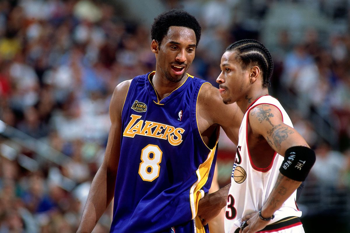 2001 NBA Finals Game Five: Los Angeles Lakers vs. Philadelphia 76ers