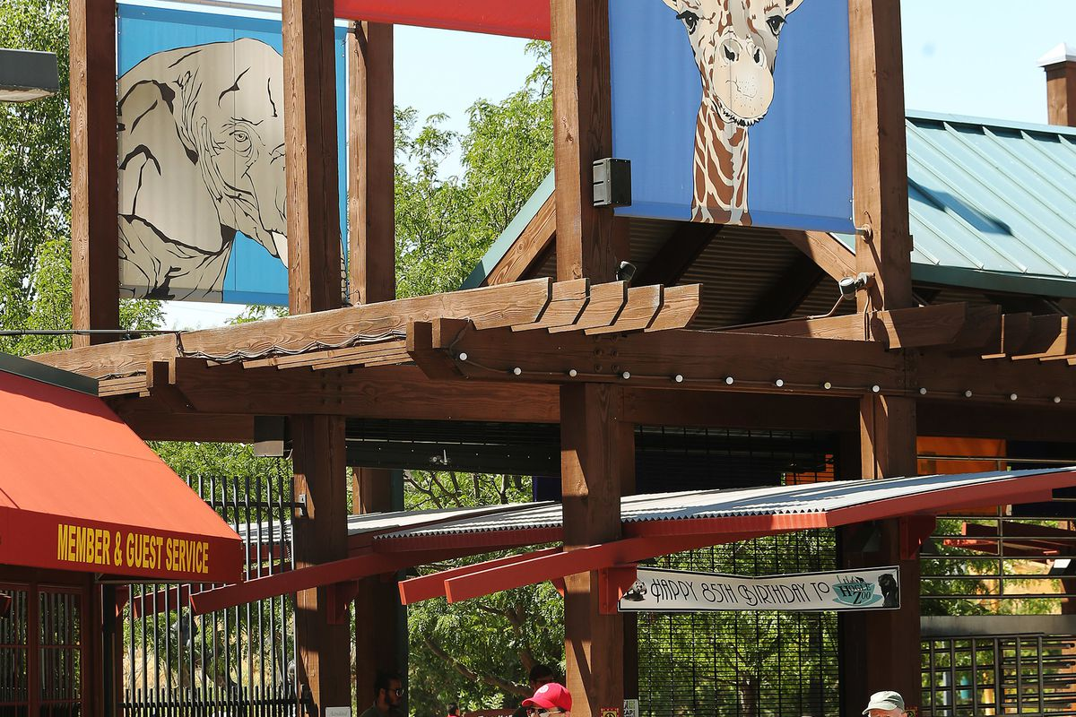 Utah's Hogle Zoo in Salt Lake City is pictured on Sunday, Aug. 14, 2016. The zoo is among 25 organizations that will receive funding through Salt Lake County's zoo, arts and parks tax program in 2018.