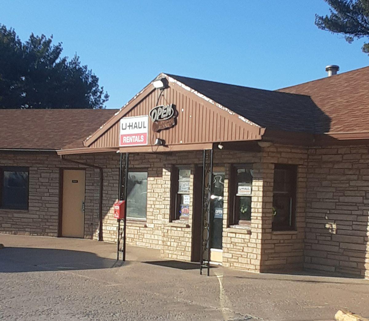 Budget Inn motel in Beardstown, Ill.