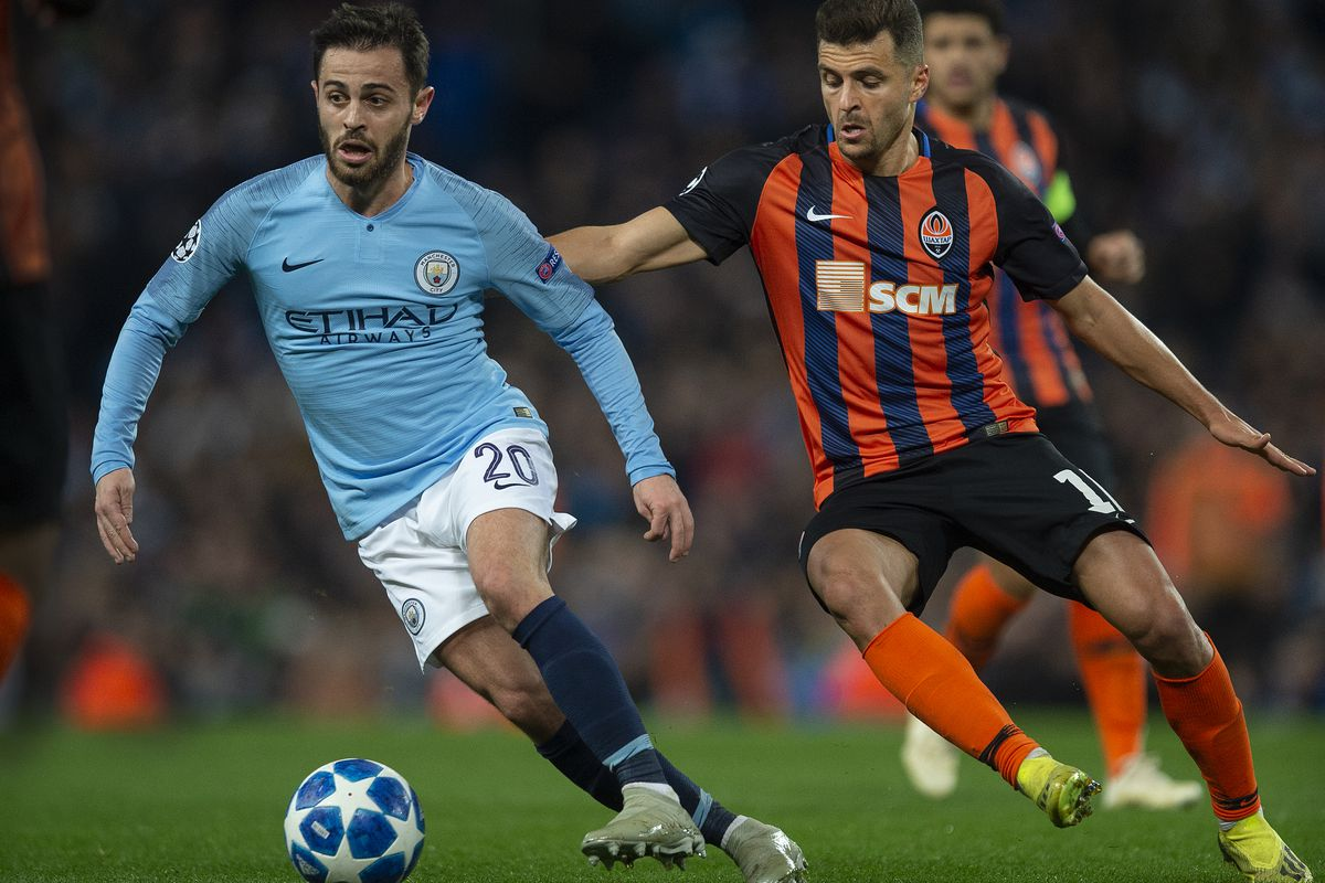 Shakhtar Donetsk Vs Manchester City Uefa Champions League Matchday 1 Team News Preview And Prediction Bitter And Blue