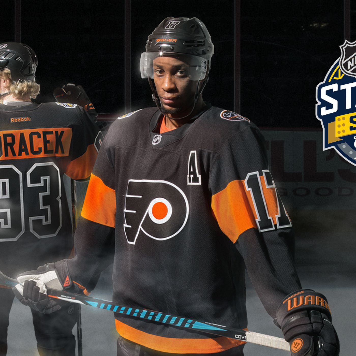 1ae51d9a011 Some thoughts on the Flyers new black Stadium Series jersey - Broad Street  Hockey