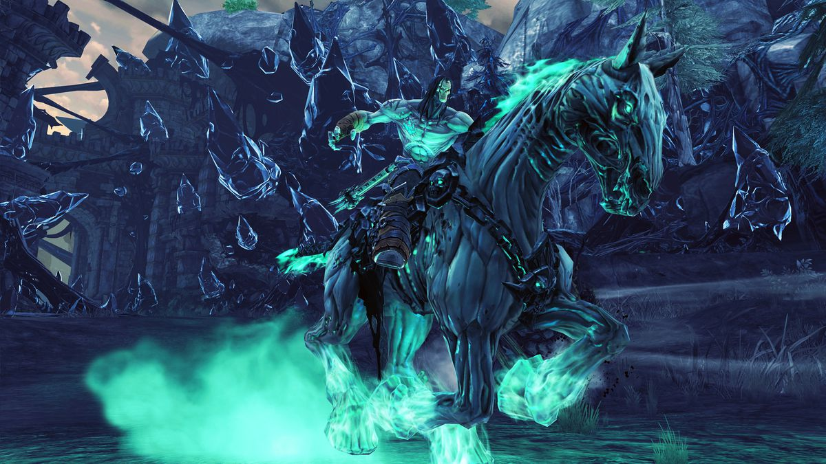 Darksiders 2 collection hits PS4, Xbox One this winter from