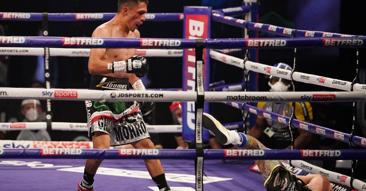 Sunday Punch: Josh Warrington gets tuned up in tune-up fight - Bloody Elbow