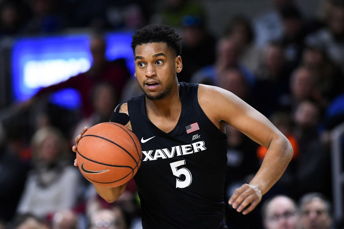 12f749df9 How concerned should we be about Trevon Bluiett  - Banners On The ...