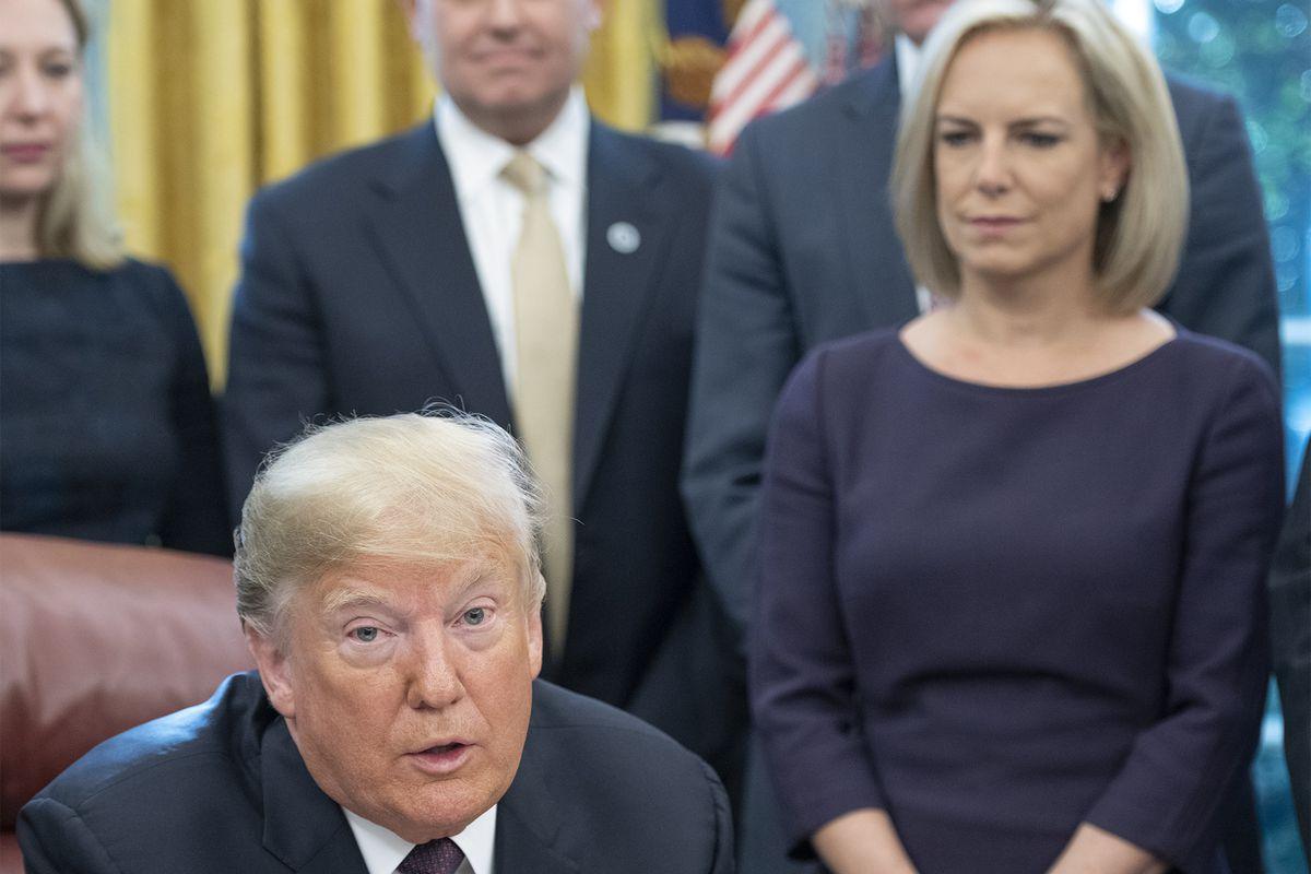President Donald J. Trump Bill Signing