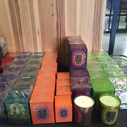 Holiday standard candles, $35
