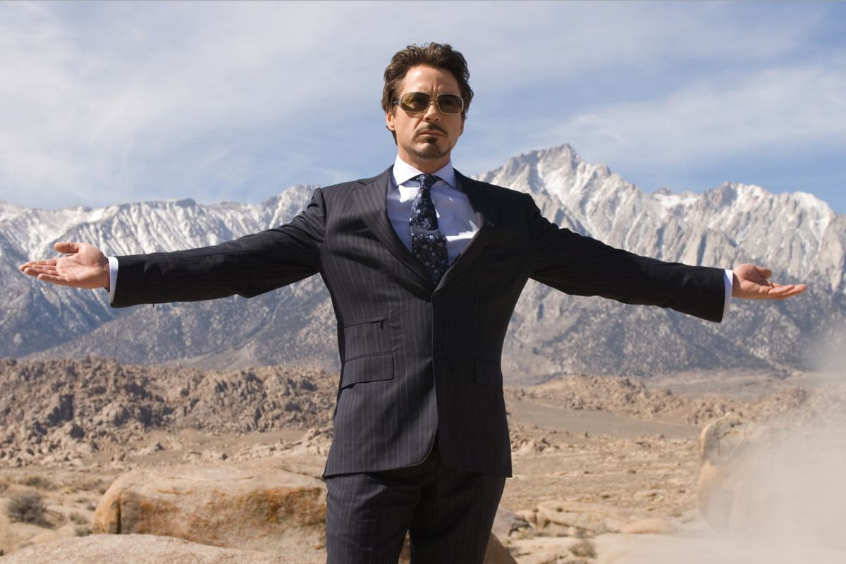 Image result for tony stark is an asshole