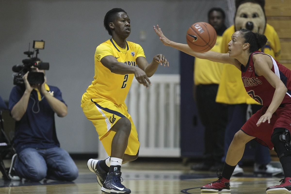 Afure Jemerigbe's 13 points, 4 assists and 6 rebounds led Cal over Oregon.