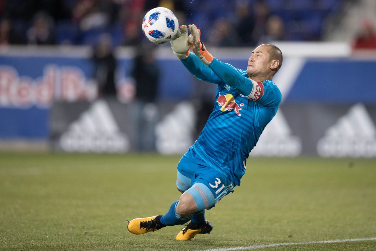 MLS - New York Red Bulls - Luis Robles