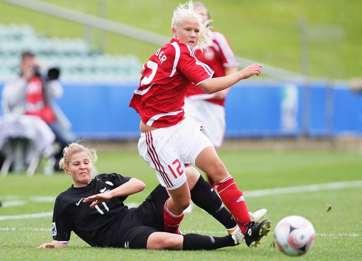 FIFA U-17 Women's World Cup - New Zealand v Denmark