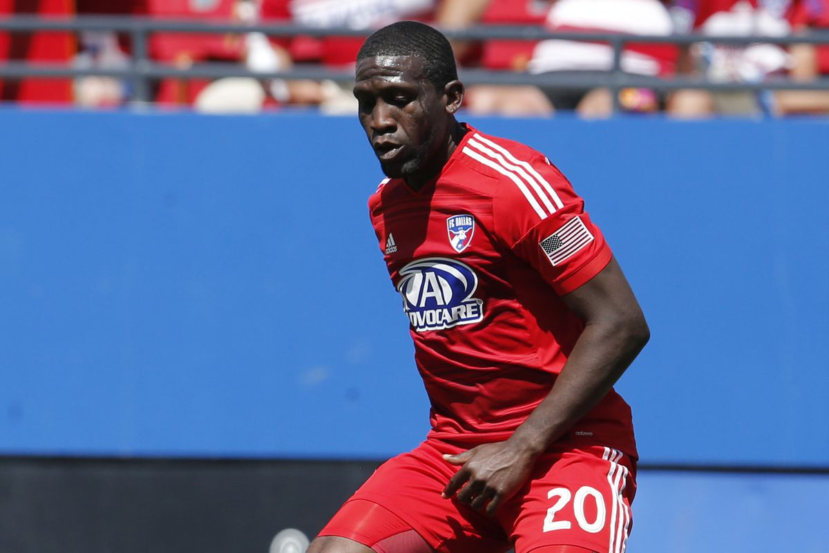 Players like Hendry Thomas (above) are more and more important to FC Dallas' chances as the season marches on without Mauro Diaz. By Matthew Emmons-USA TODAY Sports