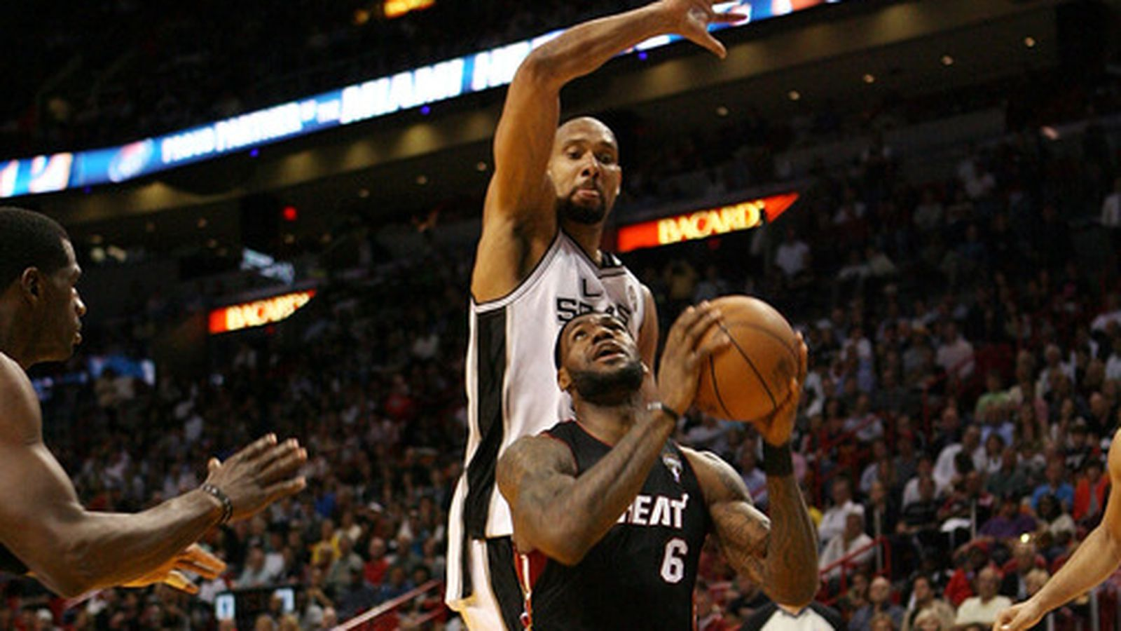 2013 NBA Finals: An OKC Thunder expert's perspective on Spurs vs Heat - Pounding The Rock