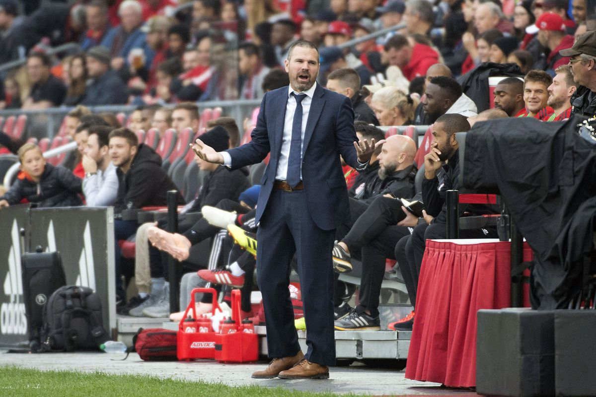 Footy Talks Podcast: Would Toronto FC have made the playoffs if they'd fired Greg Vanney?