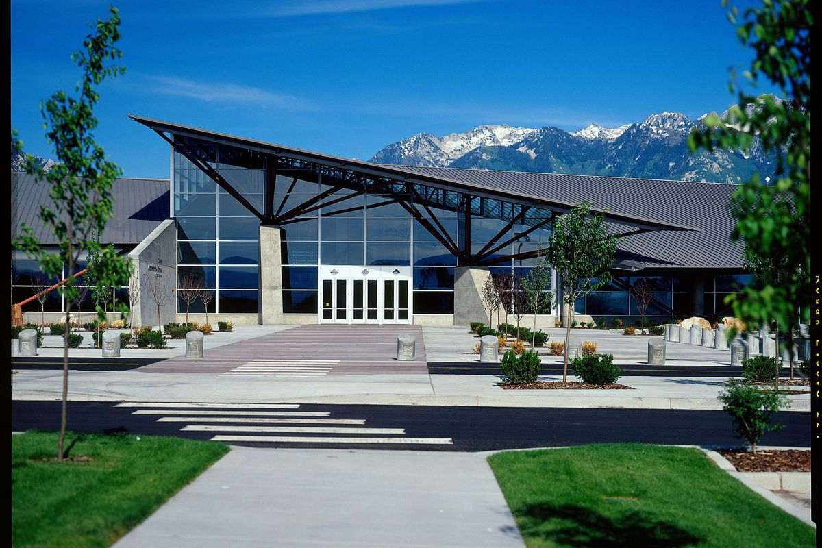 The South Towne Expo Center will be renamed the Mountain America Expo Center during a ceremony at the facility on Wednesday, Jan. 3 at noon. The renaming rights are part of a 10-year $3.9 million agreement with Salt Lake County, which will retain ownershi