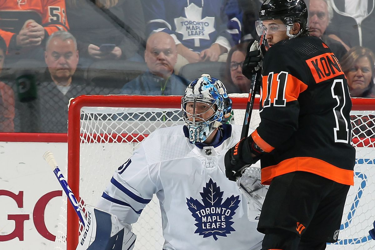 Flyers vs. Maple Leafs Preview, lineups, start time, TV coverage, and live stream info