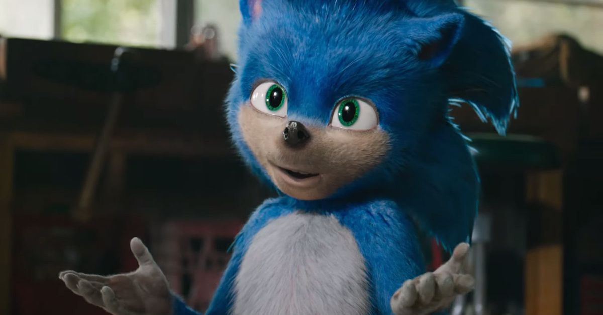 Sonic movie delayed to February 2020 so they can fix Sonic