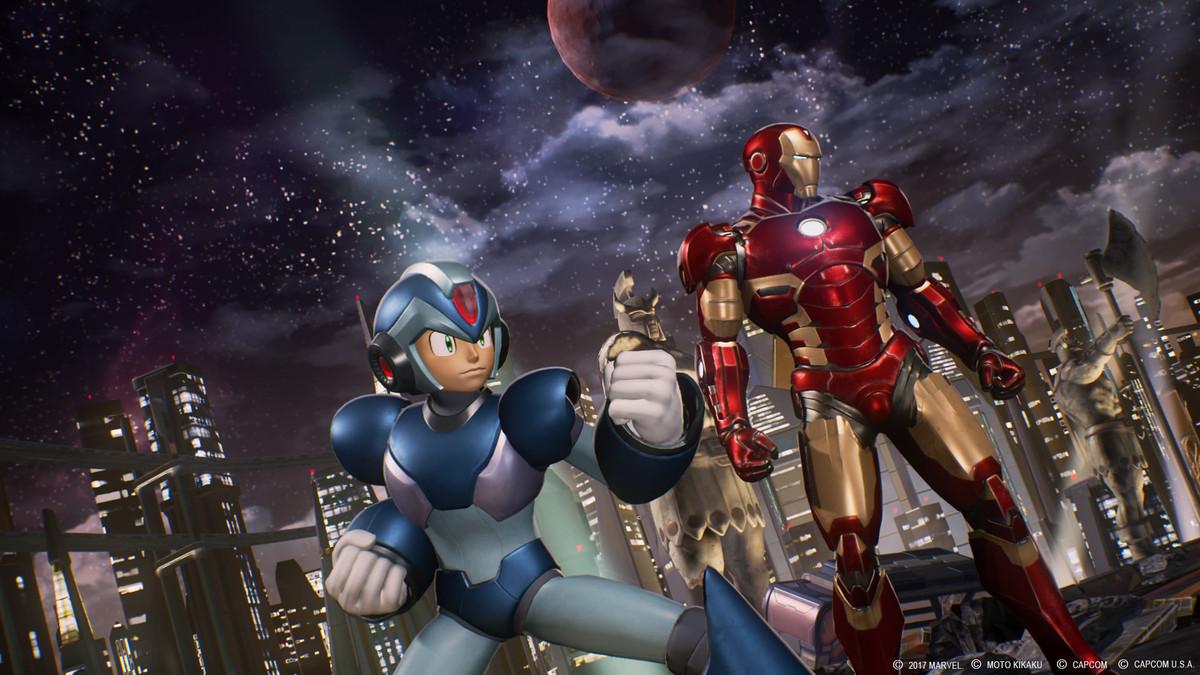 Marvel vs  Capcom: Infinite review - Polygon