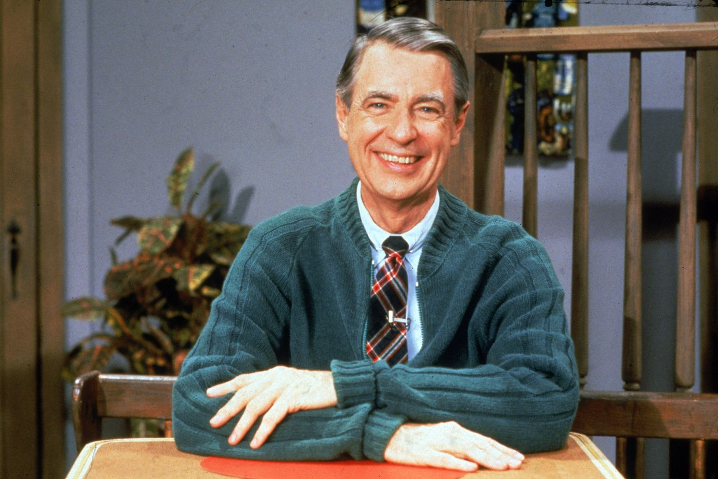 Mister Rogers Grown Up Fans Flood Twitch With Voice Mail Appreciations Polygon