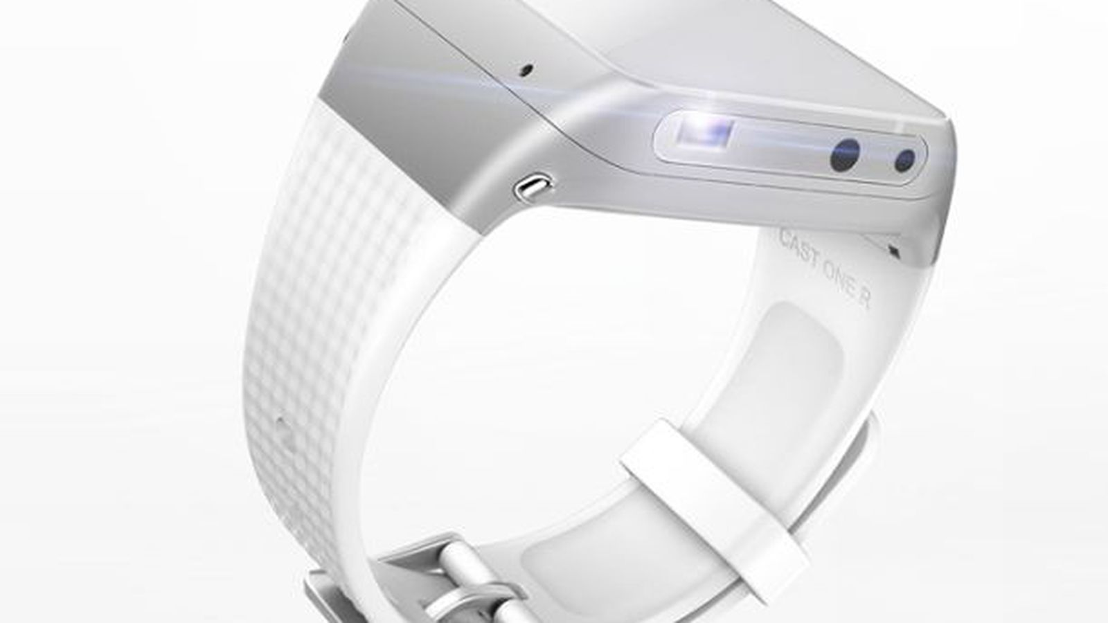 Asu Cast One smartwatch with built-in projector is now a ...
