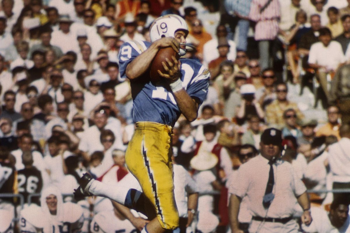 Who Was The Greatest Chargers Receiver In Franchise