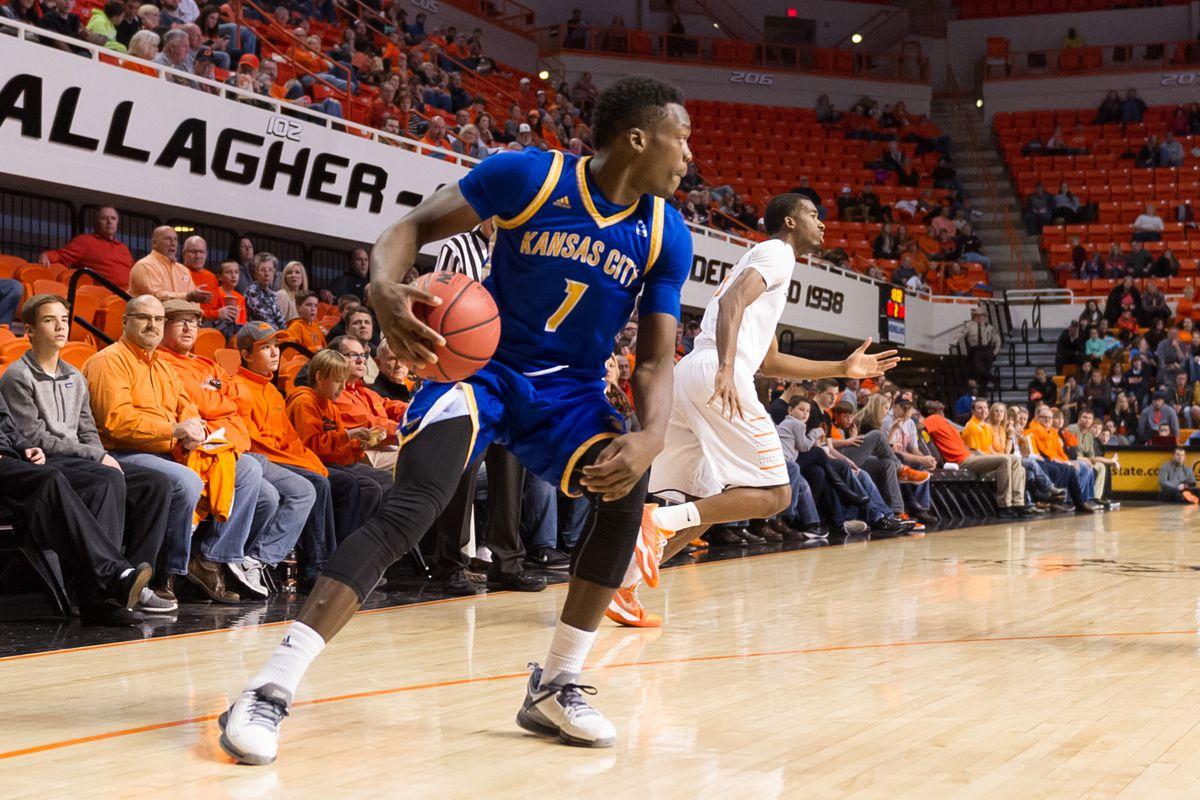 NCAA Basketball: UMKC at Oklahoma State