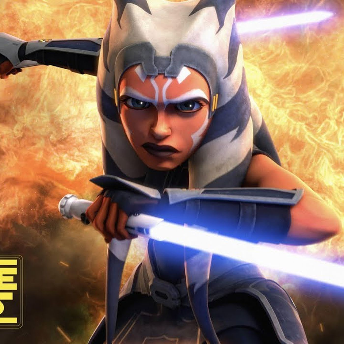 Watch The New Trailer For Star Wars The Clone Wars The Verge