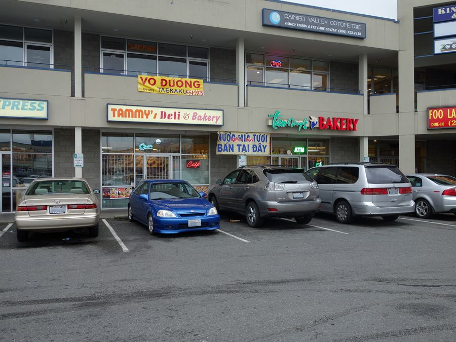 Tammy's Deli and Bakery.