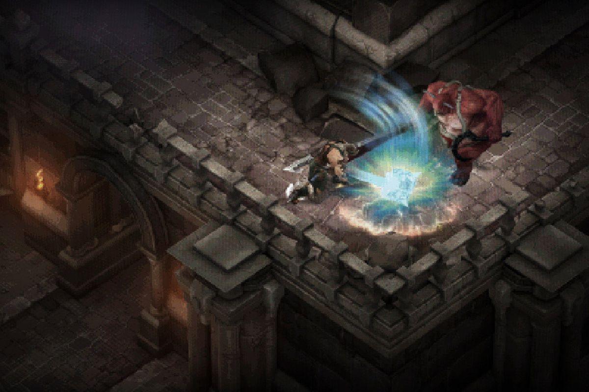 Diablo 3's retro Diablo event now playable - Polygon