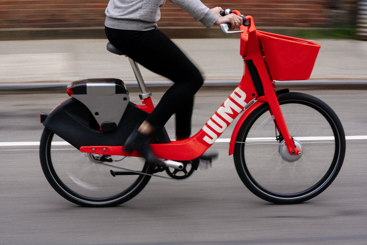 Electric Bikes For Sale >> Why electric bikes can provide a big jolt to bikeshare systems - Curbed