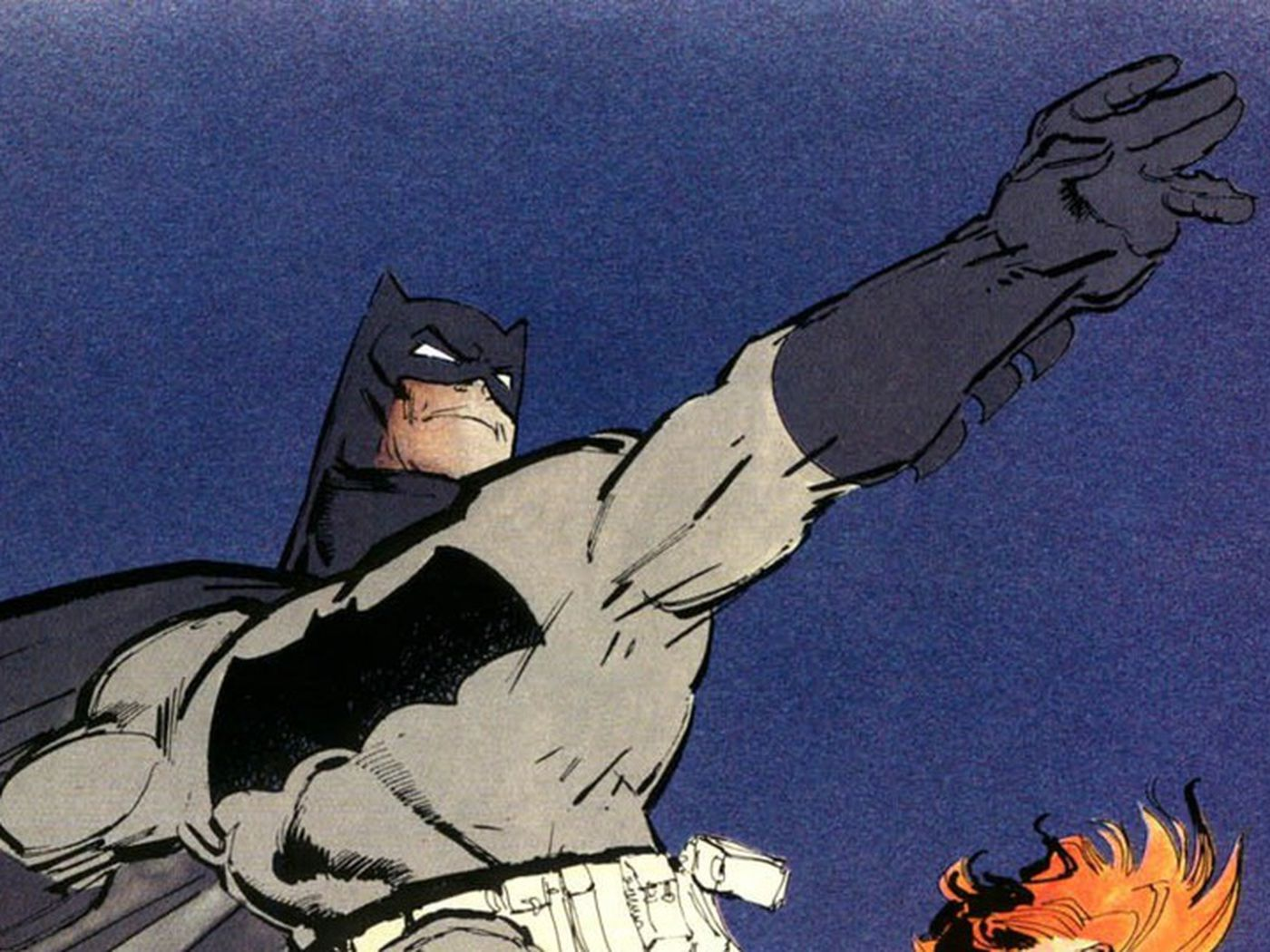 Frank Miller gave us the best Batman — and the worst - Vox dbf150ec4