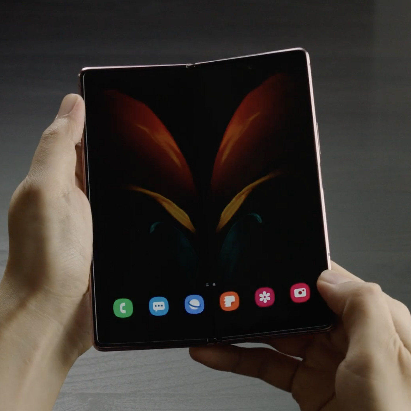 Samsung will let you reserve a Galaxy Z Fold 2 today ahead of official  preorders - The Verge