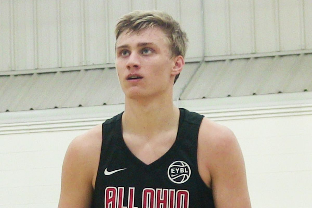 Ohio State Commit Justin Ahrens Reopens Recruitment