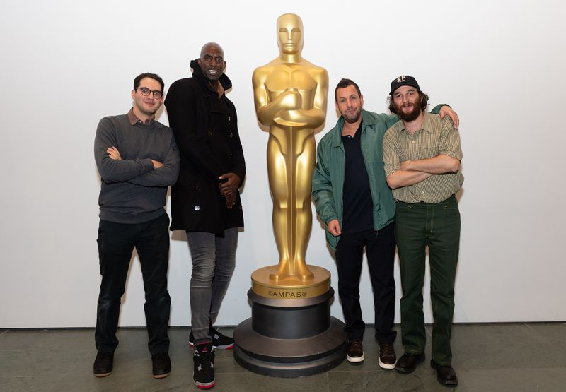 The Academy Of Motion Picture Arts & Sciences Hosts An Official Academy Screening Of UNCUT GEMS