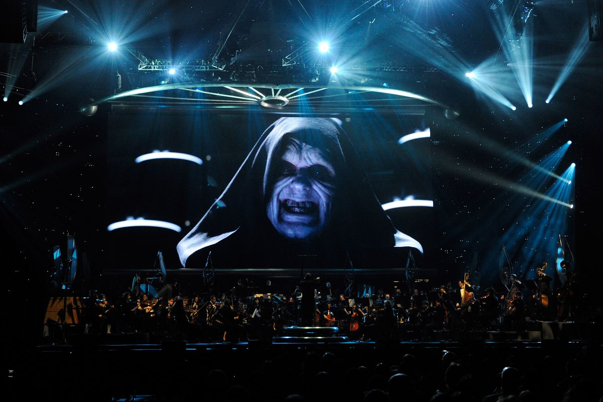 """""""Star Wars: In Concert"""" At The Orleans Arena In Las Vegas"""